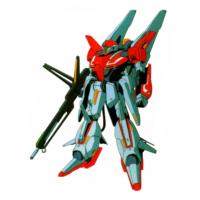MSZ-007 量産型Zガンダム [Mass Production Type Ζ Gundam]