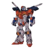 MSZ-013 量産型ZZガンダム [Mass Production Type ZZ Gundam]