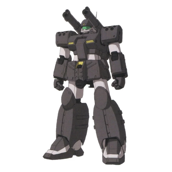 "RX-77D 量産型ガンキャノン[リド・ウォルフ専用機] [Guncannon Mass Production Type ""Lydo Wolf Custom""]"
