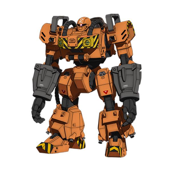 MW-01 モビルワーカー 01式 (最後期型 宇宙仕様) 《THE ORIGIN》