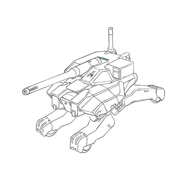 UW-33 ユニオン新型モビルワーカー