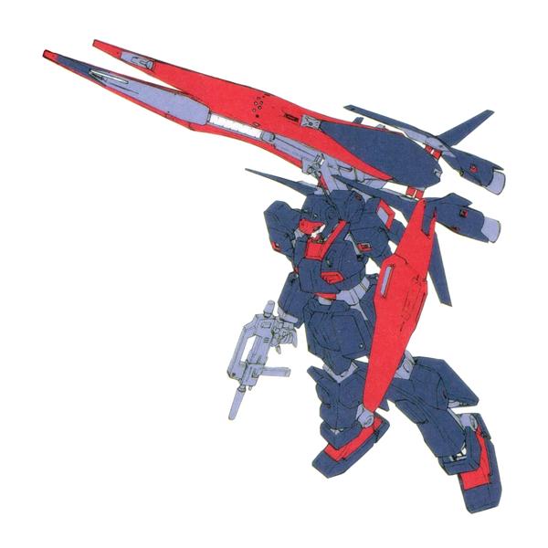 MSA-003 ネモ・カノン[ガブリエル・ゾラ専用機] [Nemo Cannon]