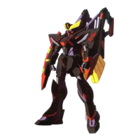 GAT-X207SR ネロブリッツガンダム [Nero Blitz Gundam]