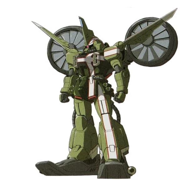 ZGMF-1001/AAL ノクティルーカザクファントム[カイト・マディガン専用機]