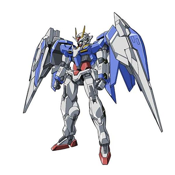 GN-0000RE+GNR-010 ダブルオーライザー(粒子貯蔵タンク型) [00 Raiser GN Condenser Type]