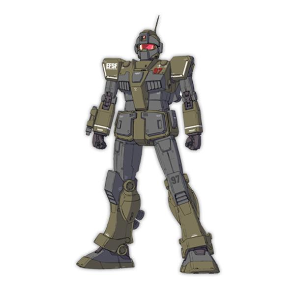 RGM-79SC ジム・スナイパーカスタム [GM Sniper Custom] 《THE ORIGIN》