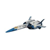 FF-3F 宇宙戦闘機 セイバーフィッシュ 《THE ORIGIN》