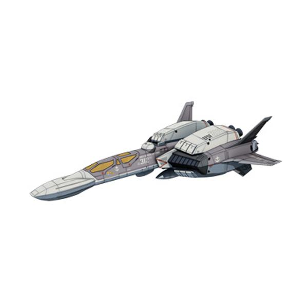 FF-3F 偵察型セイバーフィッシュ カモノハシ 《THE ORIGIN》