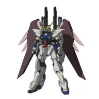 ZGMF-X12D/θ ガンダムアストレイ アウトフレームD デスティニーシルエット装備型 [Destiny Gundam Astray Out Frame D]