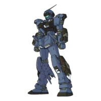RX-80PR ペイルライダー [Pale Rider]