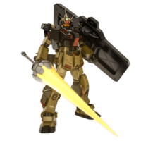 RX-80PR-3 ペイルライダー・デュラハン [Pale Rider Dullahan]