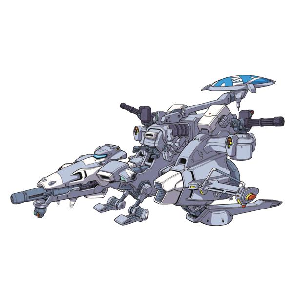 FXA-08R-X1 プロト・メガライダー