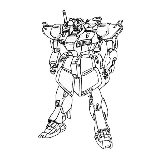 PX-00531 〈νガンダム試作型〉 [ν Gundam Pre-Test Type]