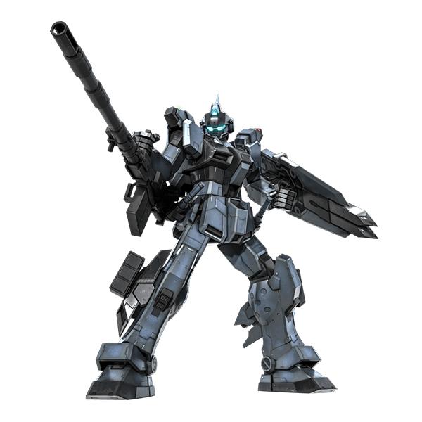 RX-80PR ペイルライダー(陸戦重装備仕様) [Pale Rider (Ground Heavy Equipment Type)]