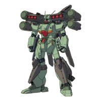 RGM-89S プロト・スタークジェガン(大型ミサイル装備) [Prototype Stark Jegan]
