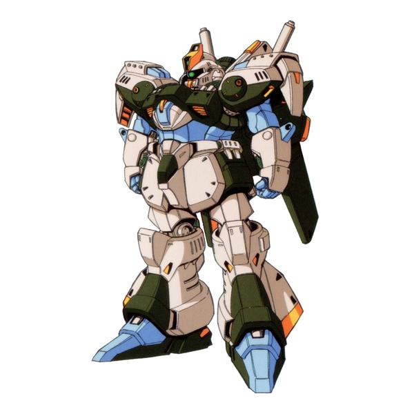 RX-098 プロトタイプ・リック・ディアス [Prototype Rick Dias]
