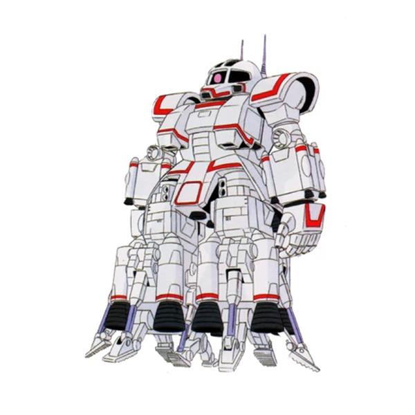 MSN-01 サイコミュ高機動試験型ザクII [Psycommu Test High Mobility Type Zaku II]