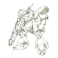 MSN-04X サザビー・プロトタイプ(試作実験機) [Sazabi Test Prototype]