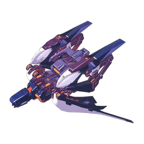 プリムローズ(タイプ4)[ティターンズ仕様機(実戦配備仕様)] [Primrose Type 4]