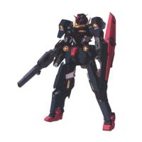 GNY-004B ガンダムプルトーネブラック〈ブラックプルトーネ〉 [Gundam Plutone Black]