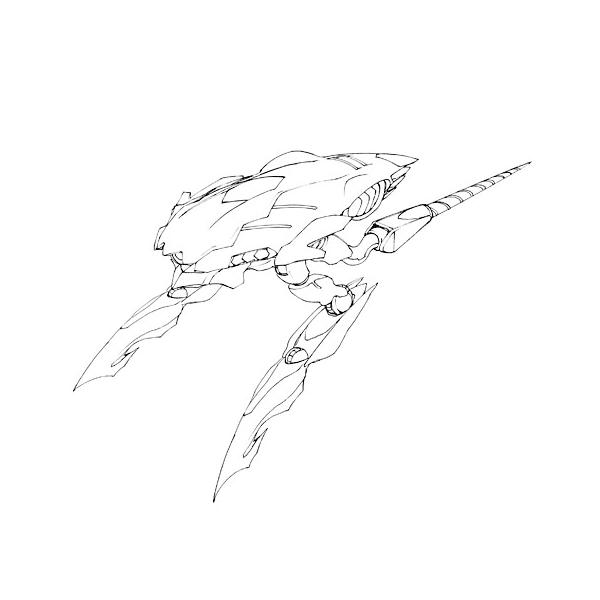 プルーマ(小型無人機動兵器)