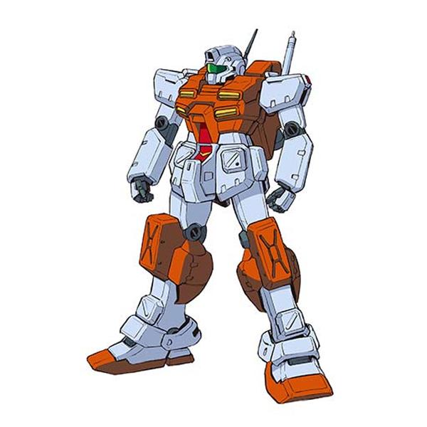 RGM-79 パワード・ジム [Powered GM]