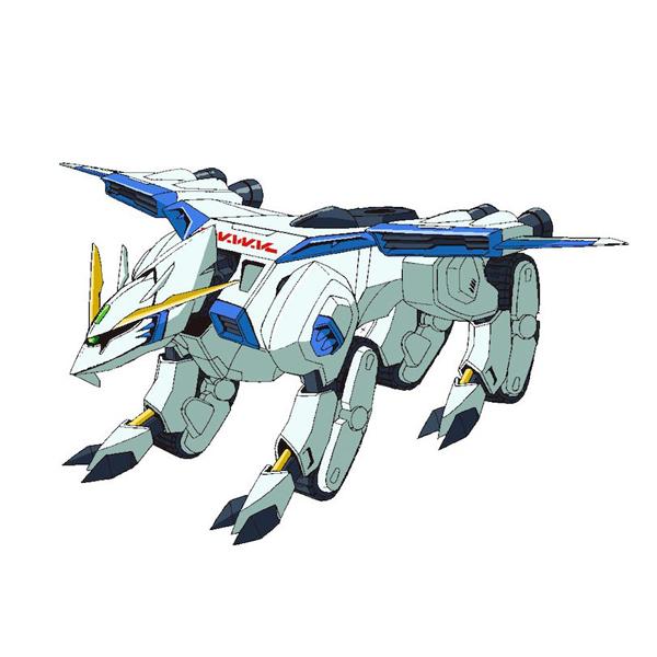 TMF/A-803 ラゴゥ(W.W.K所有テスト機)