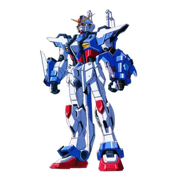 GAT-FJ108 キャリバーンライゴウガンダム [Caliburn Raigo Gundam]