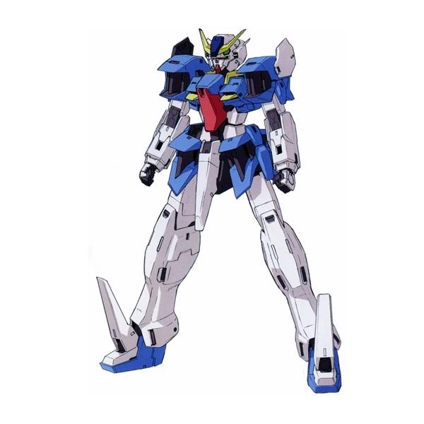 GN-XXX ガンダムラジエル [Gundam Rasiel]