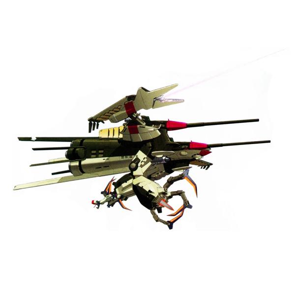 RX-136-2 ラクシャサ2号機