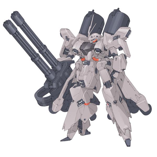 "AMX-014Rs リーベン・ヴォルフ・カスタム[ムンスキー専用機] [Reben-wolf Custom ""Munsukii Use""]"