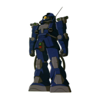 MS-06E ザク強行偵察型 [Recon Type Zaku]