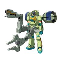 レクテン(ビッグアーム/パワーウエルド装備型)