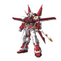 MBF-P02 ガンダムアストレイ レッドフレーム フライト・ユニット [Gundam Astray Red Frame with Flight Unit]