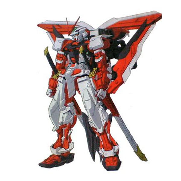 MBF-P02KAI ガンダムアストレイ レッドフレーム改