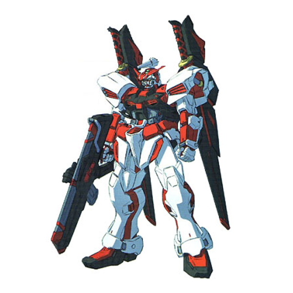 MBF-P02 ガンダムアストレイ レッドフレームMJ