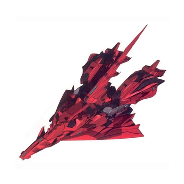 MSZ-006-P2/3C ゼータガンダム3号機P2型〈レッド・ゼータ〉 [Zeta Gundam P2/3C Type]