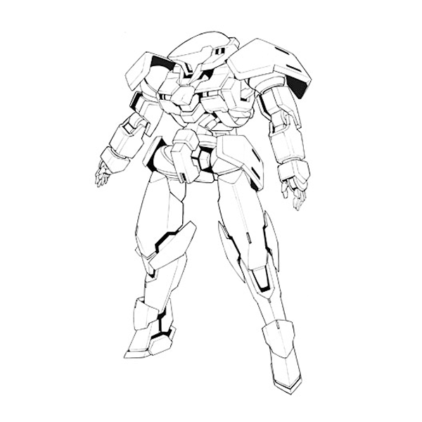 EB-08s レギンレイズ