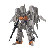 RGZ-95C リゼルC型[ゼネラル・レビル仕様機](ディフェンサーaユニット装備)