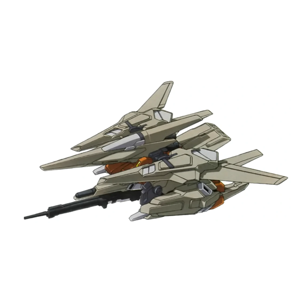 RGZ-95C リゼルC型[ゼネラル・レビル仕様機](ウイングユニット装備)