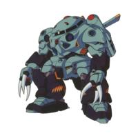 OMSM-07RF RFズゴック [RF Z'Gok]