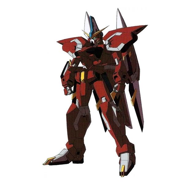 GAT-X303AA ロッソイージスガンダム [Rosso Aegis Gundam]