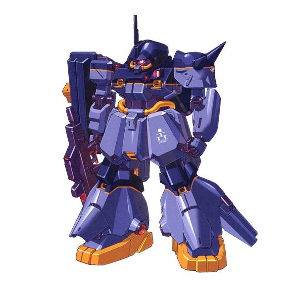 RX-107〈ロゼット〉 [Rosette]