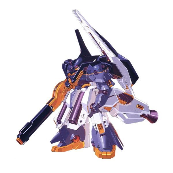 RX-107〈ロゼット〉 強化陸戦形態 [Rosette Enhanced Land Battle Form]