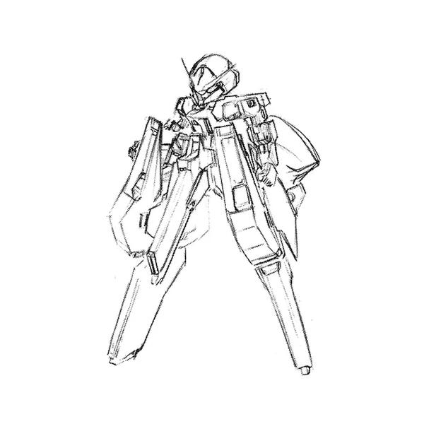 RX-124 ガンダムTR-6