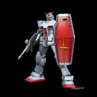 RX-78-2 ガンダム 2号機(ロールアウトカラー) [Gundam]