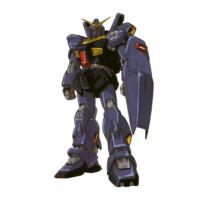 RX-178 ガンダムMk-II[ティターンズ仕様機][Gundam Mk-II Titans colors]