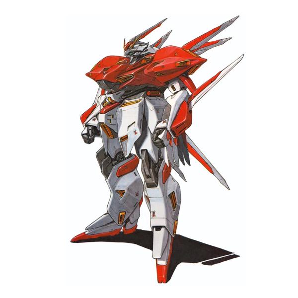 RX-110 ゾーリン・ソール(リファイン機) [Refined Zorin Soul]