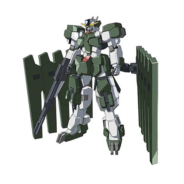 GN-010 ガンダムサバーニャ [Gundam Zabanya]