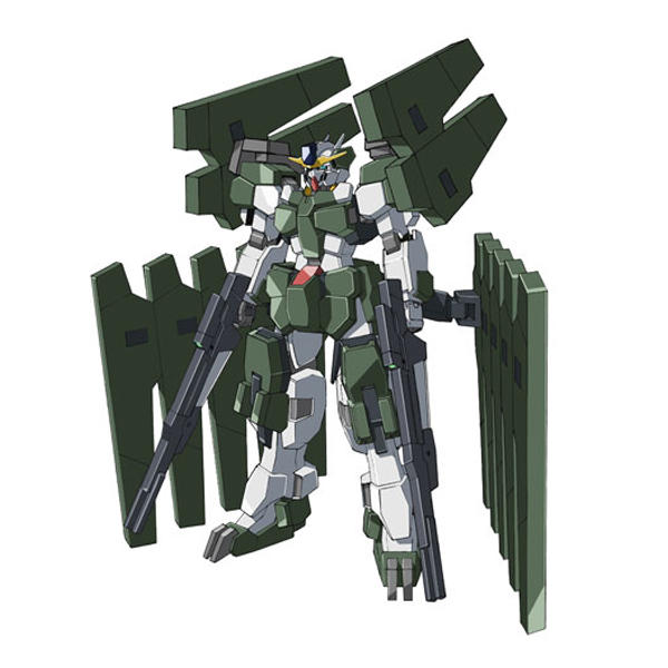 GN-010 ガンダムサバーニャ[最終決戦仕様] [Gundam Zabanya Final Mission Custom]